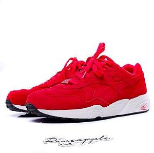 "Puma Trinomic R698 Suede ""Red"""