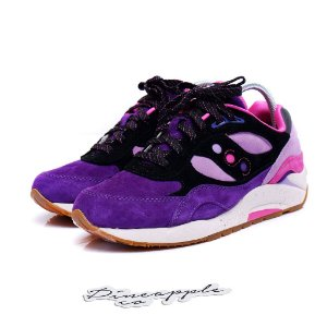 "Saucony G9 Shadow 6 x Feature High Roller Pack ""The Barney"""