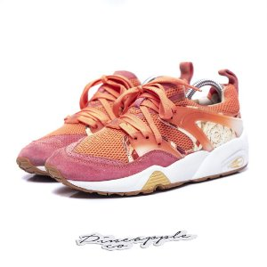 "Puma Blaze of Glory x Careaux x Graphic ""Porcelain Rose White"""