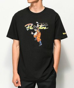 "Primitive x Dragon Ball Z - Camiseta Nuevo Goku ""Black"""