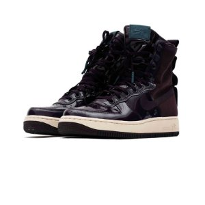 """NIKE - Air Force 1 Special Field Force Is Female """"Ruby Rose/Port Wine"""" -USADO-"""