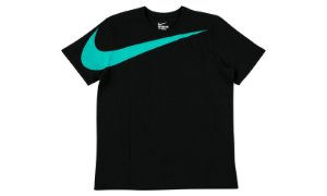 "Nike x Atmos - Camiseta Big Swoosh ""Black"""