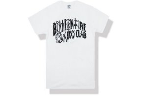 "BILLIONAIRE BOYS CLUB - Camiseta Signs ""White"""