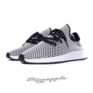 "adidas Deerupt Runner ""Black/White"""