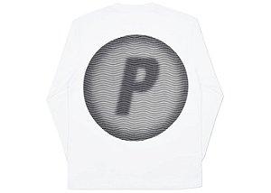 """PALACE - Camiseta Pircular """"White"""""""