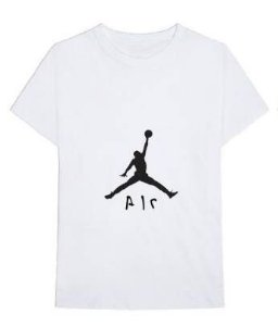 "NIKE - Camiseta Travis Scott Jumpman ""White"""