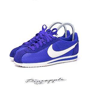 """Nike Classic Cortez Textile """"Concord"""" -USADO-"""
