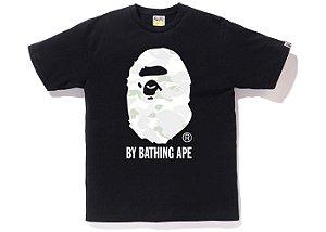 "BAPE - Camiseta City Camo By Bathing ""Black"""