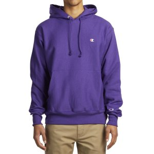 "CHAMPION - Moletom Reverse Weave ""Purple"""