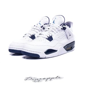 "Nike Air Jordan 4 Retro ""Columbia"" -NOVO-"