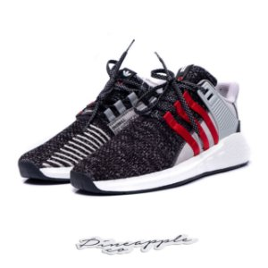 "adidas EQT Support Future x Overkill Coat of Arms ""Black"""