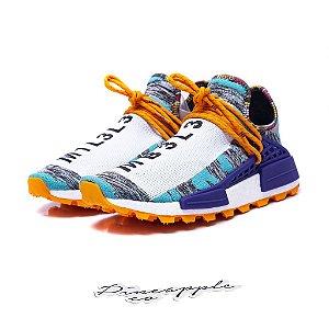 "adidas NMD Human Race x Pharrell Solar Pack ""Orange"""
