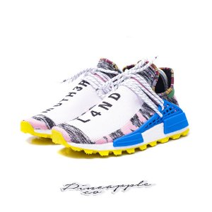 "adidas NMD Human Race x Pharrell Solar Pack ""Mother"""