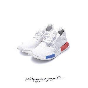 """adidas NMD R1 PK OG """"White"""" -NOVO-"""