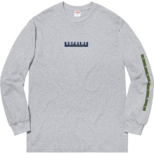 "SUPREME - Camiseta 1994 ""Grey"""