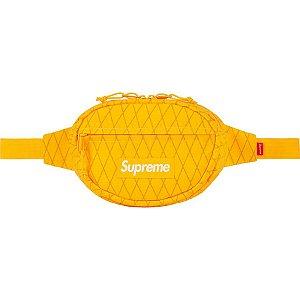 "SUPREME - Pochete Waist FW18 ""Yellow"""