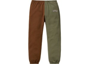 "SUPREME - Calça Split ""Brown"""