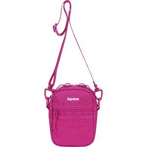 "SUPREME - Bolsa Shoulder Small Bag SS17 ""Pink"""