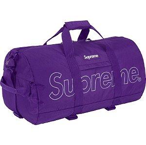 "SUPREME - Mala Duffle FW18 ""Purple"""