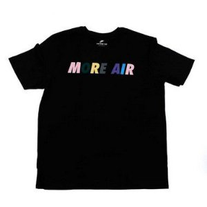 "NIKE - Camiseta More Air ""Black"""