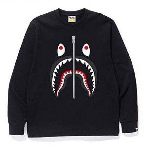 "BAPE - Camiseta Gradation Shark ""Black"""