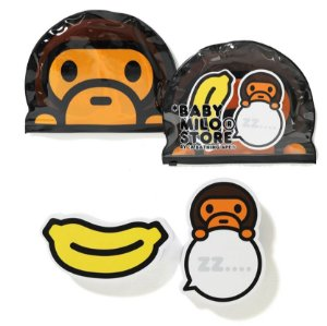 BAPE - Post It Baby Milo & Banana -NOVO-
