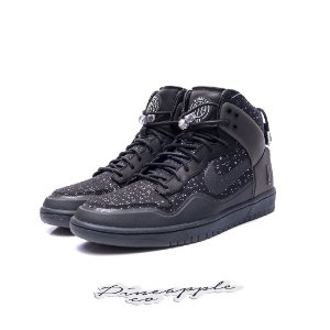 "Nike Dunk Lux High x Pigalle ""Black"" -NOVO-"