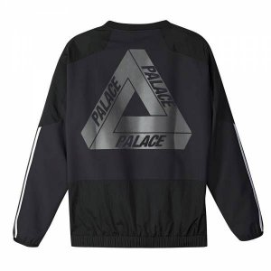 "Palace x Adidas - Jaqueta Training Top ""Black"""