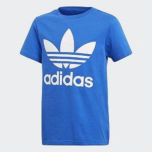 "adidas - Camiseta Trefoil ""Blue"""