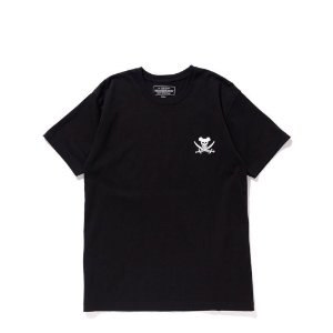 "Neighborhood X Medicom - Camiseta EX ""Black"""