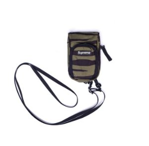 SUPREME - Bolsa Shoulder Pocket Camo
