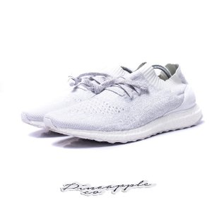 "ADIDAS - Ultra Boost Uncaged LTD ""Triple White"" -USADO-"