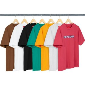 ENCOMENDA - SUPREME - Camiseta Floral Logo