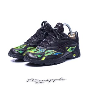 "NIKE x SUPREME - Zoom Streak Spectrum Plus ""Black"" -NOVO-"
