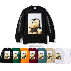 ENCOMENDA - Supreme x Mike Kelley - Camiseta Manga Longa Ahh Youth