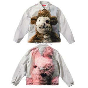 ENCOMENDA - Supreme x Mike Kelley  - Jaqueta Work Ahh Youth
