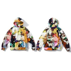 ENCOMENDA - Supreme x Mike Kelley - Moletom Love Hours