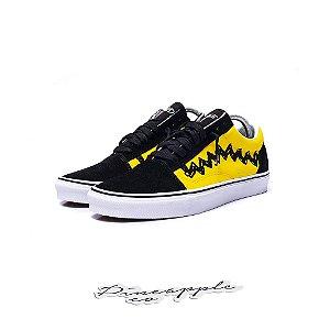 """Vans Old Skool x Peanuts """"Charlie Brown"""""""