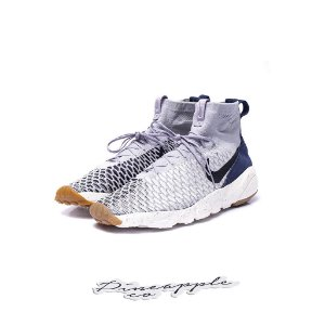 "Nike Air Footscape Magista Flyknit ""Wolf Grey/Dark Obsidian"""