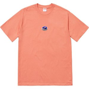 "SUPREME - Camiseta Bottle Cap ""Terra Cotta"""