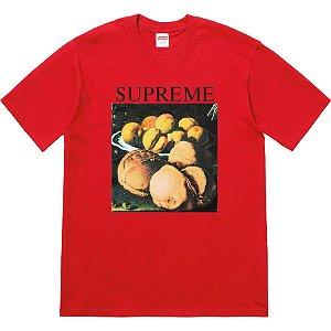 "SUPREME - Camiseta Still Life ""Red"""