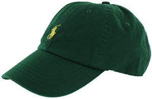 "Polo Ralph Lauren - Boné Baseball ""Green"""