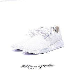 """adidas NMD R1 """"White/White"""""""
