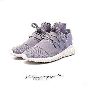 """adidas Tubular Doom Primeknit """"Grey"""" -USADO-"""