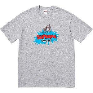 "SUPREME - Camiseta Ganesha ""Grey"""