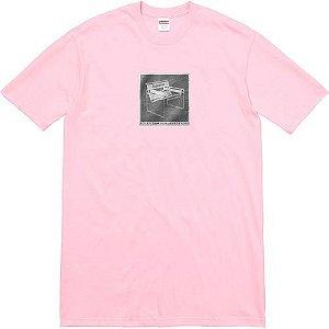 "SUPREME - Camiseta Chair ""Pink"""