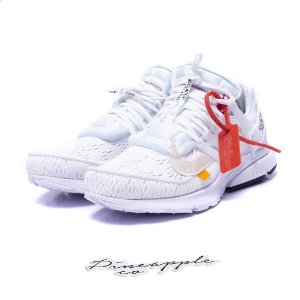 "Nike Air Presto x OFF-WHITE ""White"""