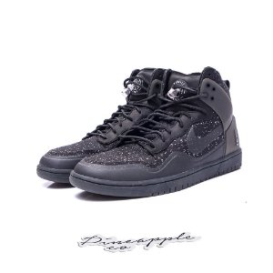 "Nike Dunk Lux High x Pigalle ""Black"" -USADO-"