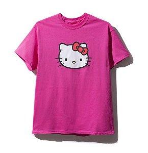 "ANTI SOCIAL SOCIAL CLUB - Camiseta Hello Kitty ""Pink"""