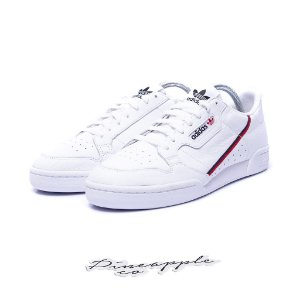 "ADIDAS - Continental 80 ""White"" -NOVO-"